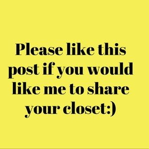 Like this to notify me